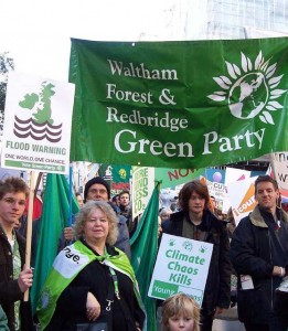 Green Party, Britain